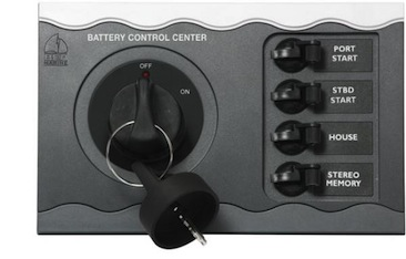 80-700-0051-00 Battery control center