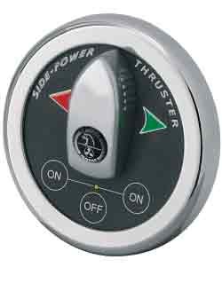 SidePower Boat Switch Panel