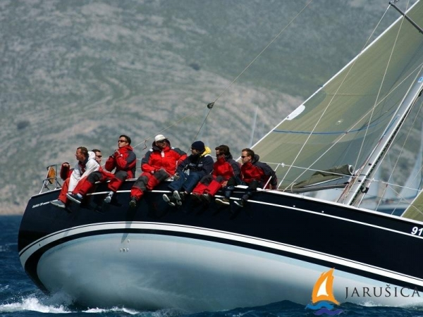 Skiper trening / Skipper Training