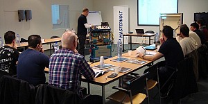 Amsterdam - Mastervolt tehnički trening 2015.