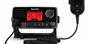 Predstavljena nova generacija Raymarine VHF fiksnih radio stanica